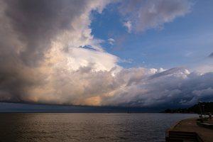 Juodkrantė · debesys 5813