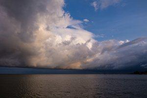 Juodkrantė · debesys 5814