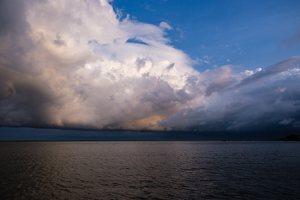 Juodkrantė · debesys 5817