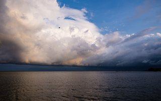 Juodkrantė · debesys 5818