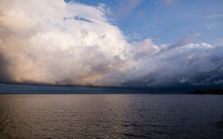 Juodkrantė · debesys 5819