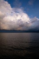 Juodkrantė · debesys 5820