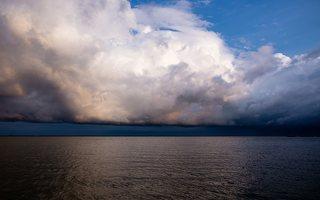 Juodkrantė · debesys 5821
