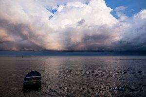 Juodkrantė · debesys 5822