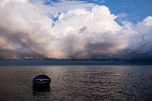 Juodkrantė · debesys 5823
