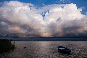 Juodkrantė · debesys 5824