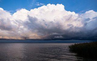 Juodkrantė · debesys 5825