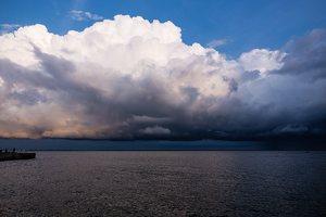 Juodkrantė · debesys 5826