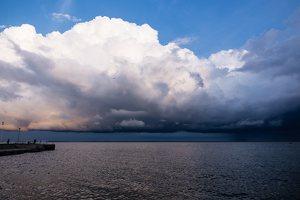 Juodkrantė · debesys 5827