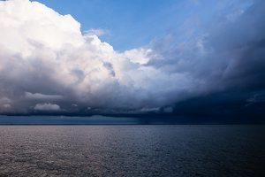 Juodkrantė · debesys 5828