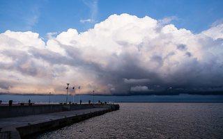 Juodkrantė · debesys 5829