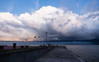 Juodkrantė · debesys 5831