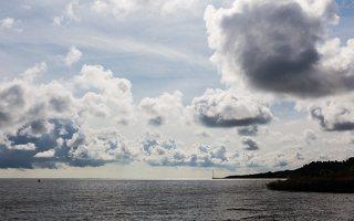 Juodkrantė · debesys 5855