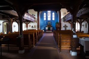 Nidos evangelikų liuteronų bažnyčia 6091