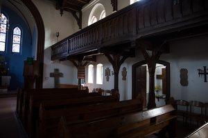Nidos evangelikų liuteronų bažnyčia 6095
