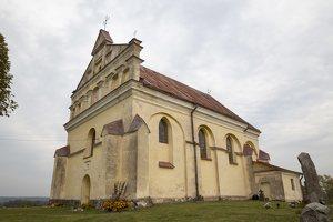 Rykantai · Švč. Trejybės bažnyčia 6617