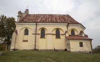 Rykantai · Švč. Trejybės bažnyčia 6619