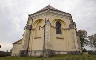Rykantai · Švč. Trejybės bažnyčia 6622