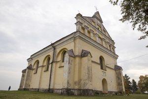 Rykantai · Švč. Trejybės bažnyčia 6623