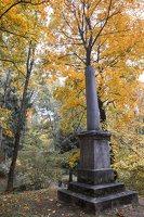 Lentvario dvaras · Andrė parkas, ruduo 6692