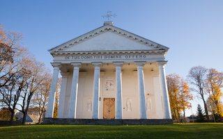 Onuškio Šv. apaštalų Pilypo ir Jokūbo bažnyčia 6897