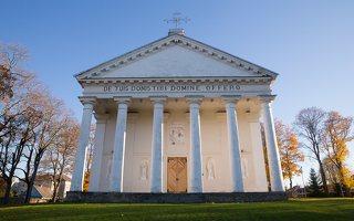 Onuškio Šv. apaštalų Pilypo ir Jokūbo bažnyčia 6898
