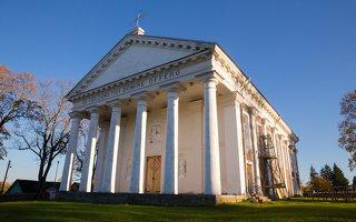 Onuškio Šv. apaštalų Pilypo ir Jokūbo bažnyčia 6900