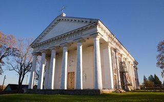 Onuškio Šv. apaštalų Pilypo ir Jokūbo bažnyčia 6901