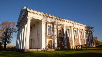 Onuškio Šv. apaštalų Pilypo ir Jokūbo bažnyčia 6902