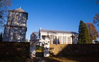 Onuškio Šv. apaštalų Pilypo ir Jokūbo bažnyčia 6910