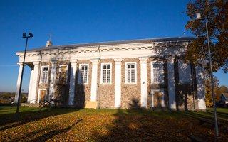 Onuškio Šv. apaštalų Pilypo ir Jokūbo bažnyčia 6918