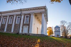 Onuškio Šv. apaštalų Pilypo ir Jokūbo bažnyčia 6937