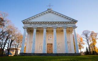 Onuškio Šv. apaštalų Pilypo ir Jokūbo bažnyčia 6941
