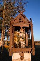 senosios Onuškio kapinės · medinė koplytėlė 6969