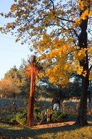 senosios Onuškio kapinės · partizanų kapai 6973