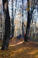 Trakų Vokės dvaro sodyba · Andrė parkas, ruduo 6850
