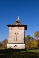 Trakų Vokė · dvaro sodybos bokštas 6880