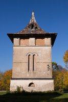 Trakų Vokė · dvaro sodybos bokštas 6881
