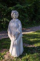 Antalieptė · medinė skulptūra 4106