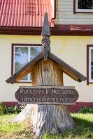 Antalieptė · Purvynės ir Naršėnų bendruomenės namai 4113