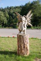Antalieptė · skulptūra 4119
