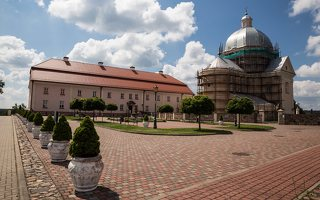 Liškiavos Švč. Trejybės bažnyčios ir domininkonų vienuolyno ansamblis 4167