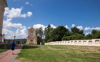 Liškiavos Švč. Trejybės bažnyčia · šventorius 4171