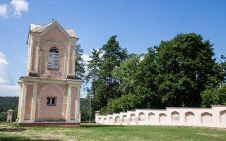 Liškiavos Švč. Trejybės bažnyčios varpinė 4172