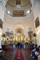 Liškiavos Švč. Trejybės bažnyčia · interjeras 4181