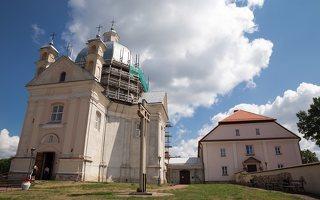 Liškiavos Švč. Trejybės bažnyčios ir domininkonų vienuolyno ansamblis 4182