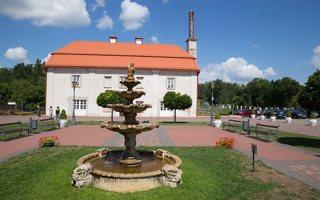Liškiavos domininkonų vienuolynas · buvusios klėties pastatas 4198
