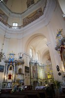 Liškiavos Švč. Trejybės bažnyčia · interjeras 4209