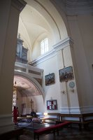 Liškiavos Švč. Trejybės bažnyčia · interjeras 4212