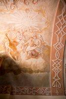 Liškiavos Švč. Trejybės bažnyčia · freska 4224